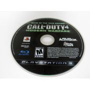 Call of Duty Modern Warfare Goty Só a Midia Playstation 3 Original Usado