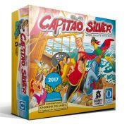 Capitão Silver Jogo de Tabuleiro Calamity Games