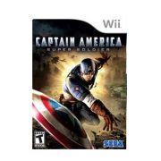 Captain America Super Soldier Nintendo Wii Midia FIsica Original Usado