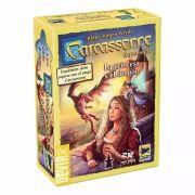 Carcassonne A Princesa e o Dragão 3a Expansão Devir BGCARPRI
