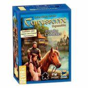 Carcassonne Pousadas e Catedrais 1a Expansão Devir BGCARPO
