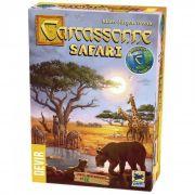 Carcassonne Safari Jogo de Tabuleiro Devir BGCARCASA