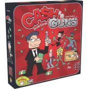 Cash N Guns segunda edição Jogo de Cartas Red Box