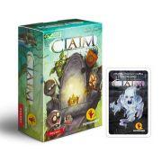 Claim + Promo Fantasmas Jogo de Cartas PaperGames J024