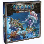 Clank Tesouros Submersos Expansão Jogo de Tabuleiro Conclave