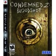 Condemned 2: Bloodshot Playstation 3 Original Usado