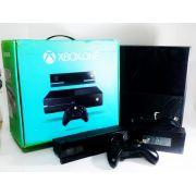 Console XBOX ONE 500GB + Kinect 110V Original Usado