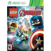 Lego Vingadores Xbox 360 Original Novo