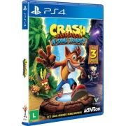 Crash Bandicoot N'Sane Trilogy Playstation 4 Original Usado