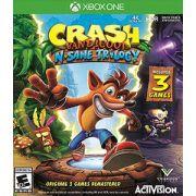 Crash Bandicoot NSane Trilogy Xbox ONE Original Lacrado