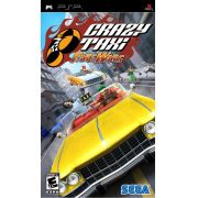 Crazy Taxi Fare Wars PSP Original Usado