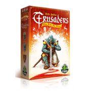 Crusaders Thy Will Be Done Jogo de Tabuleiro Importado Kronos Games