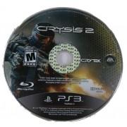 Crysis 2 só a mídia Playstation 3 Original Usado
