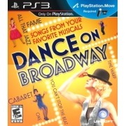 Dance on Broadway Playstation 3 Original Lacrado