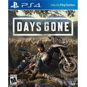 Days Gone Playstation 4 Original Lacrado