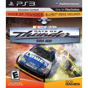 Days of Thunder Nascar Edition Playstation 3 Original Usado