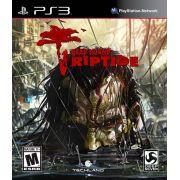 Dead Island Riptide Playstation 3 Original Usado