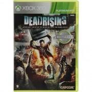 Dead Rising Platinum Hits Xbox360 Original Usado