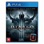 Diablo 3 Reaper of Souls Playstation 4 Original Lacrado