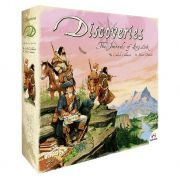 Discoveries The Journals of Lewis & Clark Jogo de Tabuleiro Meeple BR