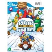 Disney - Club Penguin - Game Day Wii Usado Original