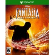 Disney Fantasia Music Evolved Xbox One Original Usado