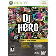 Dj Hero Xbox 360 Original Usado