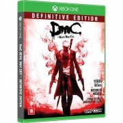 DmC Definitive Edition Xbox One Original Usado