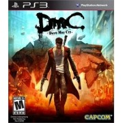 DMC Devil may Cry Playstation 3 Original Lacrado