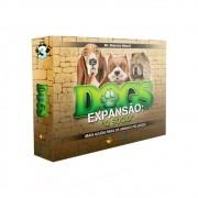 Dogs O Sócio Expansão de Jogo de Tabuleiro MS Jogos e Ludens Spirit JTR041