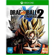 Dragon Ball Z Xenoverse 2 Xbox One Original Lacrado
