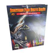Dungeons & Dragons Aventuras para 5a Edição N.3 Os Pilares de Pelagia em Portugues Galápagos FEF003