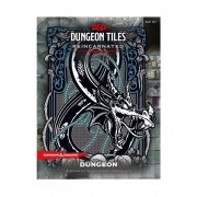 Dungeons & Dragons Dungeon Tiles Reincarnated The Dungeon Acessório RPG Galápagos DND223