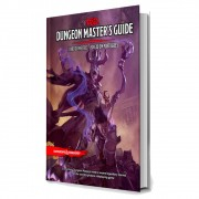 Dungeons & Dragons Masters Guide Livro Do Mestre Galápagos DND003
