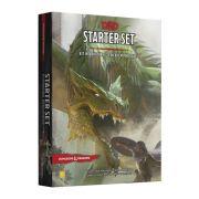 Dungeons & Dragons Starter Set Kit Introdutório em Portugues Galápagos DND004