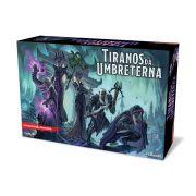 Dungeons & Dragons Tiranos da Umbreterna Jogo de Tabuleiro Kronos Games