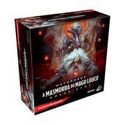 Dungeons & Dragons Waterdeep A Masmorra do Mago Louco Jogo de Tabuleiro Galápagos DND301