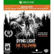 Dying Light The Following Xbox One Original Usado