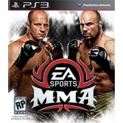 EA Sports MMA Playstation 3 Original Usado