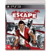 Escape Dead Island Playstation 3 Original Lacrado