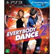 Everybody Dance 2 Playstation 3 Original Usado
