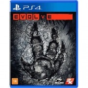 Evolve Playstation 4 Original Usado