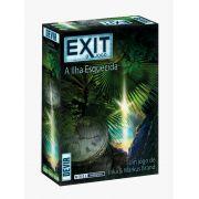 Exit A Ilha Esquecida Jogo de Cartas Devir BGEXIT5PT