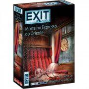 Exit Morte no Expresso Oriente Jogo de Cartas Devir BGEXIT8PT