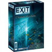 Exit Tesouro Afundado Jogo de Cartas Devir BGEXIT7PT