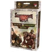 Summoner Wars Expansão Guilda dos Anões Vs Goblins da Caverna Galapagos SUM102