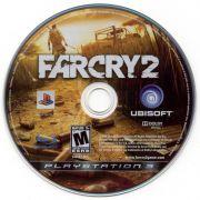 FarCry 2 Só a Mídia Playstation 3 Original Usado