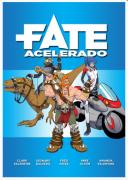 Fate Acelerado Livro de RPG Meeple BR
