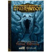 Fate O Templo Perdido de Thur Amon Livro de RPG Meeple BR