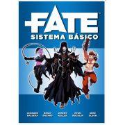 Fate Sistema Basico Livro de RPG Meeple BR